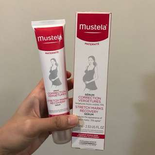 Mustela Stretchmarks Recovery Serum