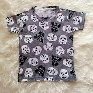 NEW! Printed Tee - Star Wars