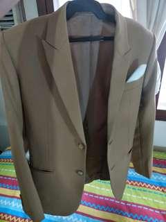 Leonardo Co Custom Coat