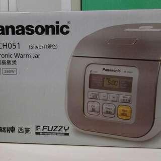 Panasonic SR-CH051 樂聲牌微型電腦飯煲 (銀色)