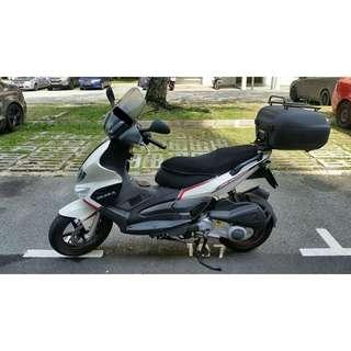 Piaggio Gilera Runner ST200