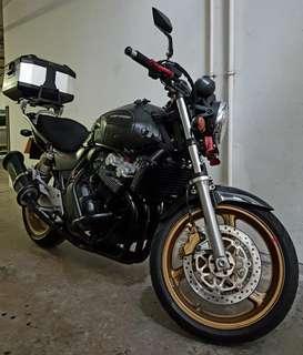 Honda CB400 super four spec 3 Coe 2024