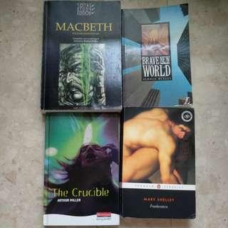 $1 Literature Books