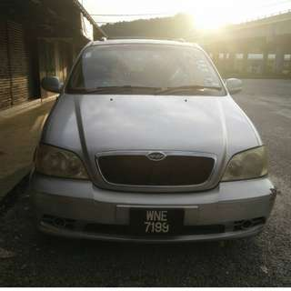 Naza RIA 2005 for sell