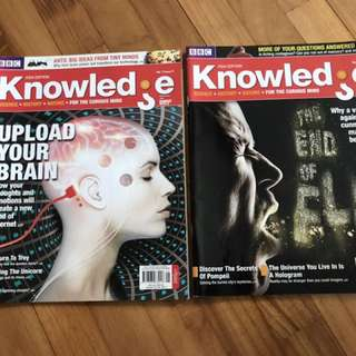 Knowledge science history nature vaccine brain