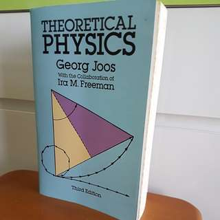 Theoretical Physics 3rd edition