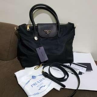 Prada hand bag or sling