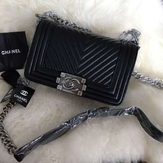 Chanel Le boy mini