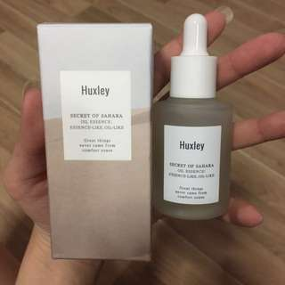 Huxley Oil Essence: Essence like oil like