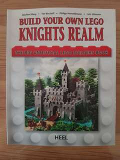 Build your own Lego Knights Realms