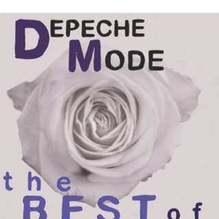 [Brand new & sealed] Depeche Mode - The Best Of Volume 1 Triple Vinyl