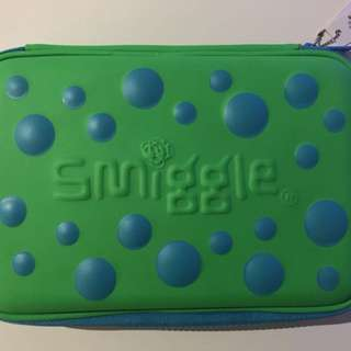 Brand new Smiggle Hard pencil box
