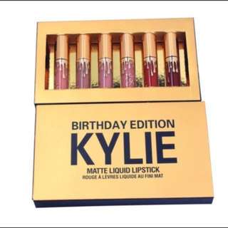 Kylie Jenner Birthday Edition Set