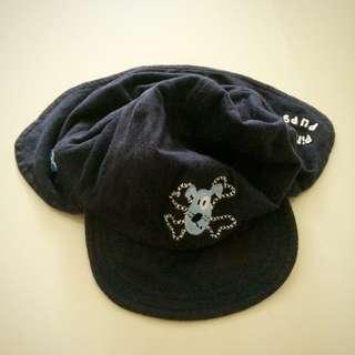Blue baby cap 👶🏻