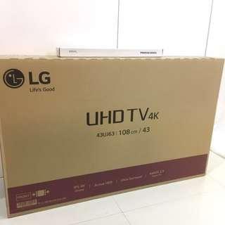 LG life's good UHD TV 4K