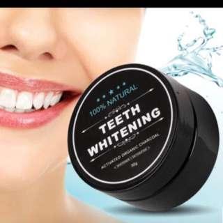 Teeth whitening natural way