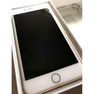 iPhone 6s+ PLUS 64G 金 台積電版