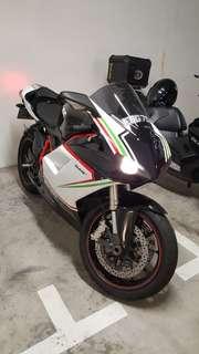 Ducati 848 2027 Dec 31 COE