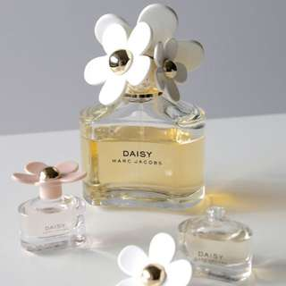 Marc Jacobs Daisy Perfume (4ml) [Black Classic/ Pink Florals/ Blue Dream]