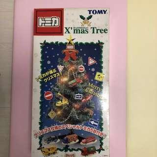 Tomica Xmas tree