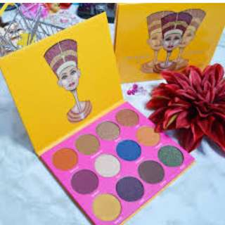 Juvia's Place The Nubian 2 Eyeshadow Palette BRAND NEW & AUTHENTIC (NO OFFERS)