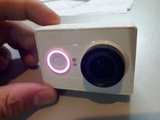 Yicam Action Camera