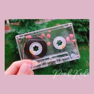Wanna one flower caset