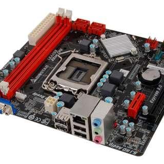 Biostar H61MGV3 (Ver 7.0) Intel LGA 1155 Motherboard