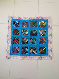 Patchwork blanket (百纳被)- Christmas gifts for your love ones.