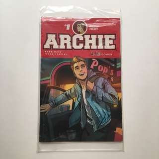 Archie's by Mark Waid and Fiona Staples