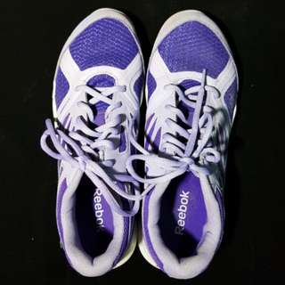 Reebok Sport Shoes Purple