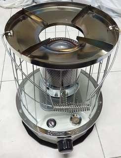新款AOLIPU手提煤油爐 取暖爐 省電 野炊 烤肉 露營方便 #舊愛換新歡
