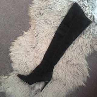 Witchery thigh high boots