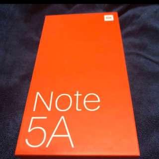 小米note 5A