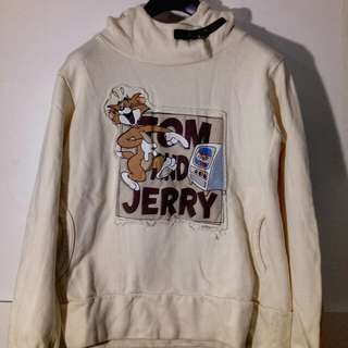 TOM and JERRY HOODIE JACKET