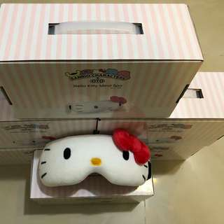 聖誕禮物首選Sanrio Hello Kitty x OTO Mind Spa眼舒適按摩器