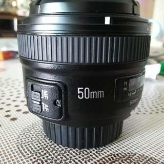 Yongnuo 50mm ( Nikon Mount )