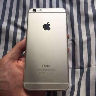 Iphone6plus 16g silver 銀白色 good condition original iPhone 6 plus