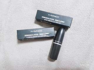 MAC Cremesheen Lipsticks