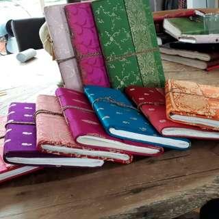 Sari silk journal multi use.