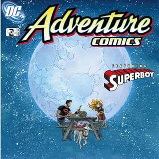 Adventure Comics DC Comics #505-514, 516, 518-529
