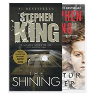 The Shining Book Series (2 Books) BY Stephen King (or buy individually)
