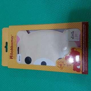 Samsung Note 4 鬆弛熊手機套 (全新)
