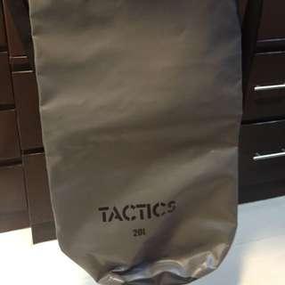 Tactics waterproof bag