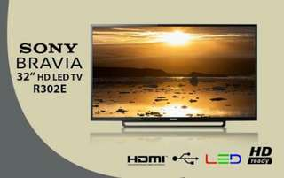"Sony KLV32R302E 32"" LED TV (Black)"