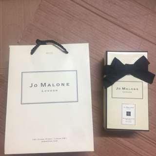 Jo Malone orders kulang pa. Hahaha