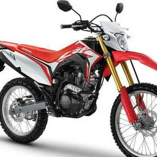 New CRF 150