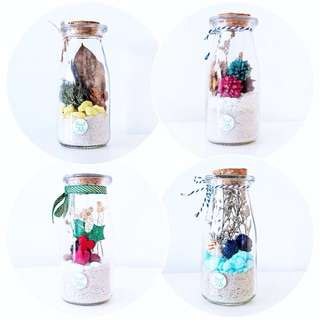 Preserved Flowers in Petite (3 qty or more, each $25)