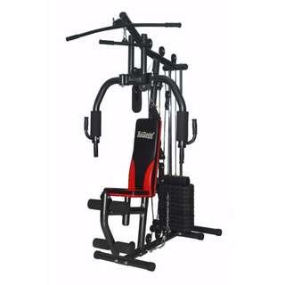 Home Gym HG001 Total - Alat Fitness Homegym 75KG HG001 MURAH