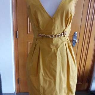 Authentic D&G sleeveless dress